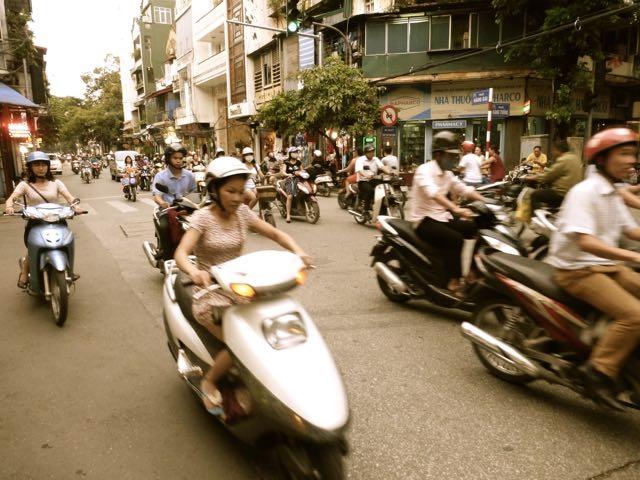 Highlight motorbikes