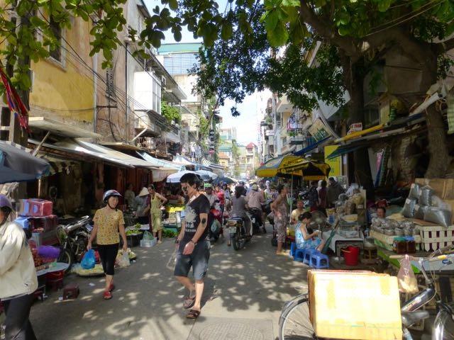 Alleyway in West Quarter
