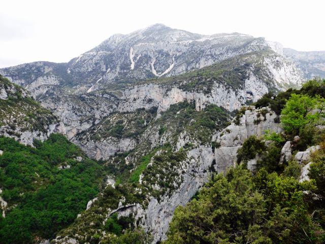 Gorge high